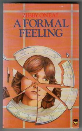 cover of A Formal Feeling by Zibby Oneal