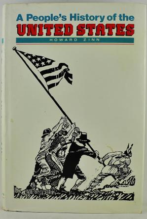 Cover Of A Peoples History The United States By Howard Zinn