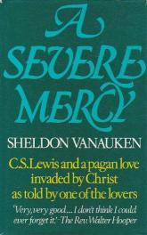 cover of A Severe Mercy by Sheldon Vanauken