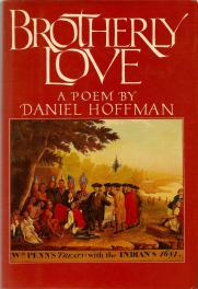 cover of Brotherly Love by Daniel Hoffman