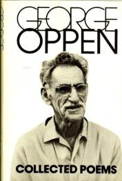 cover of Collected Poems by George Oppen