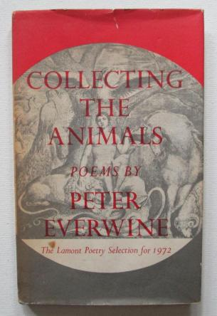 cover of Collecting the Animals by Peter Everwine