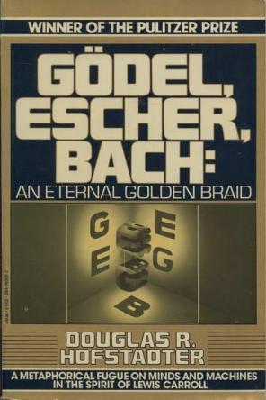 cover of Godel Escher Bach by Douglas Hofstadter