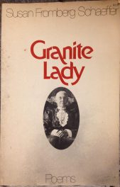 cover of Granite Lady by Susan Fromberg Schaeffer