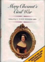 cover of Mary Chestnut's Civil War edited by C Vann Woodward