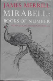cover of Mirabell Books of Number by James Merrill
