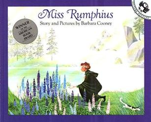 cover of Miss Rumphius by Barbara Cooney