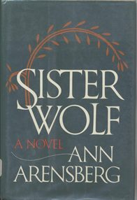 cover of Sister Wolf by Ann Arensberg