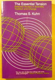 cover of The Essential Tension by Thomas S Kuhn