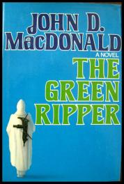 cover of The Green Ripper by John D MacDonald