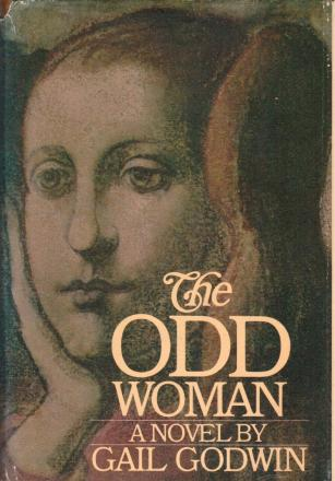 cover of The Odd Woman by Gail Godwin