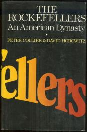 cover of The Rockefellers by Peter Collier and David Horowitz