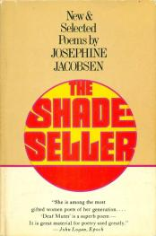 cover of The Shade Seller by Josephine Jacobsen