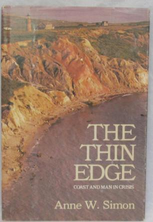 cover of The Thing Edge by Anne W Smon