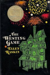 cover of The Westing Game by Ellen Raskin