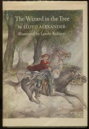 cover of The Wizard in the Tree by Lloyd Alexander