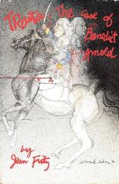 cover of Traitor the Case of Benedict Arnold by Jean Fritz