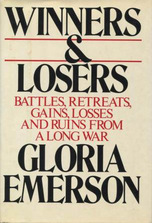 cover of Winners & Losers by Gloria Emerson
