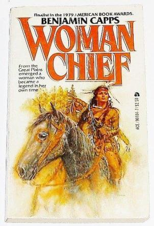 cover of Woman Chief by Benjamin Capps