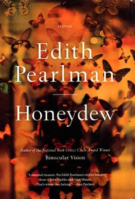 Honeydew by Edith Pearlman book cover, 2015