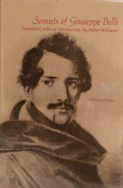cover for Sonnets of Giuseppe Belli