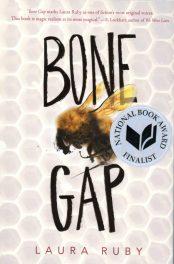 Bone Gap by Laura Ruby book cover, 2015