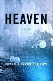 Heaven by Rowan Ricardo Phillips book cover, 2015