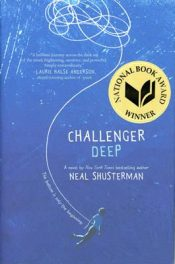 Challenger Deep by Neal Shusterman book cover, 2015