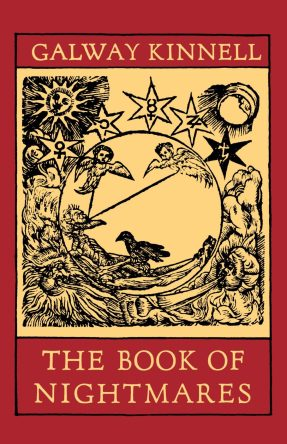 The Book of Nightmares by Galway Kinnell, book cover