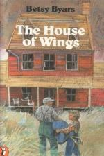 cover of The House of Wings by Betsy Byears