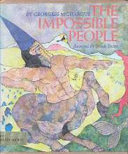 cover of The Impossible People by Georgess McHargue