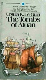 cover of The Tombs of Atuan by Ursula K Le Guin