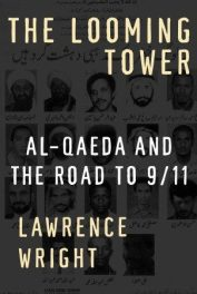The Looming Tower by Lawrence Wright book cover