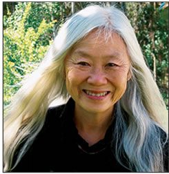 photo of Maxine Hong Kingston