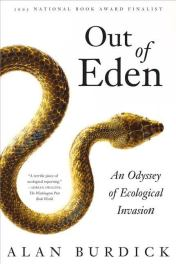 Out of Eden: An Odyssey of Ecological Invasion by Alan Burdick book cover, 2005