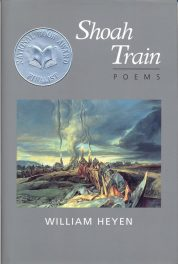 Shoah Train book cover, by William Heyen