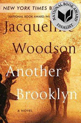 Another Brooklyn book cover, 2016