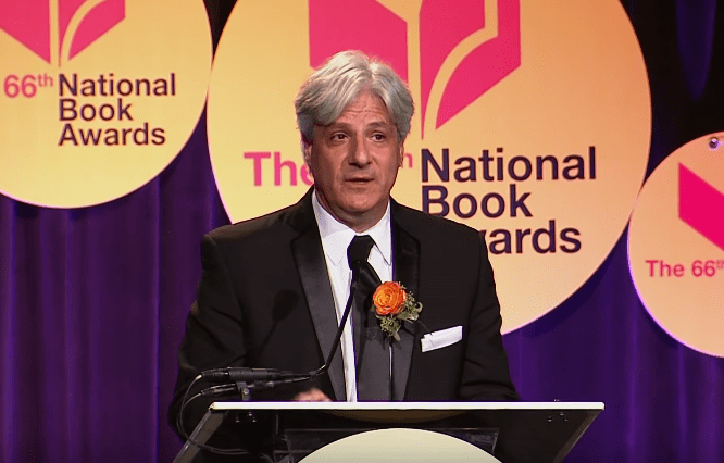 2015 NBA Fiction Award presented by David L. Ulin