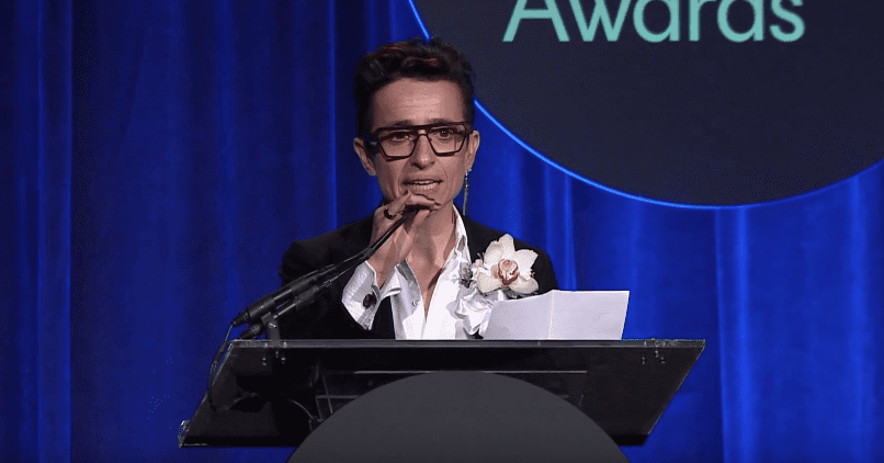 2016 National Book Awards - Masha Gessen (Full)