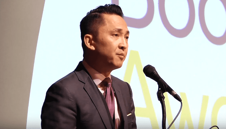 Viet Thanh Nguyen reads from Nothing Ever Dies 2016 NBAs Finalists Reading