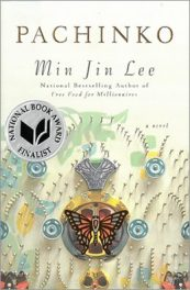 Pachinko by Min Jin Lee book cover