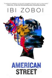 American Street by Ibi Zoboi book cover