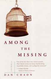 Among the Missing by Dan Chaon book cover
