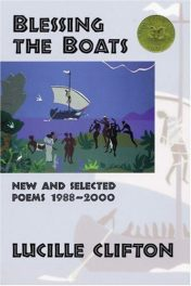 Blessing the Boats by Lucille Clifton book cover