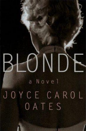 Blonde, by Joyce Carol Oates book cover