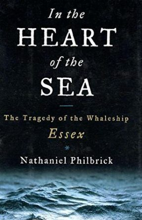 Nathaniel Philbrick, In the Heart of the Sea, book cover