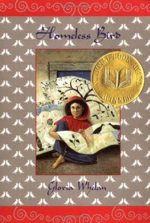 Gloria Whelan, Homeless Bird book cover