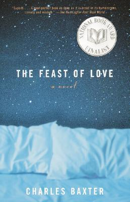 The Feast of Love by Charles Baxter, book cover