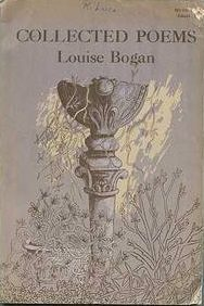 Collected Poems, 1923-1953 by Louise Bogan book cover