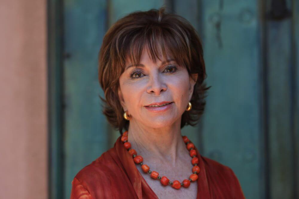 NBF to Present Lifetime Achievement Award to Acclaimed Author Isabel Allende